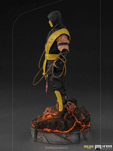 Mortal Kombat Art Scale Statue 1/10 Scorpion