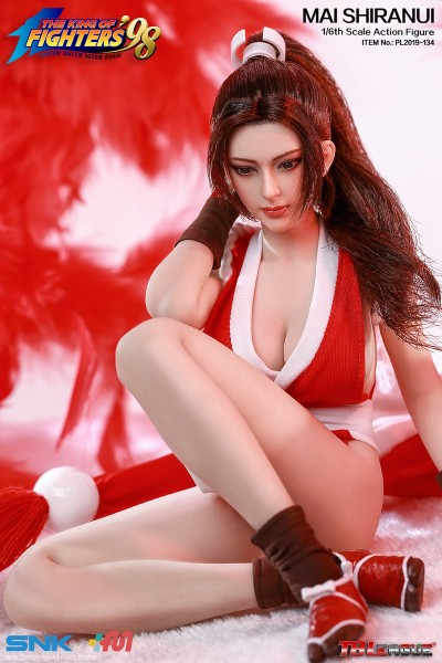 Phicen / TBLeague 1/6 Actionfigur KOF98 Mai Shiranui