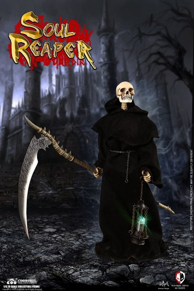 Coomodel Nightmare Series Die-Cast Actionfigur 1/6 Death Soul Reaper