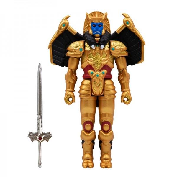 Mighty Morphin' Power Rangers ReAction Actionfigur Goldar