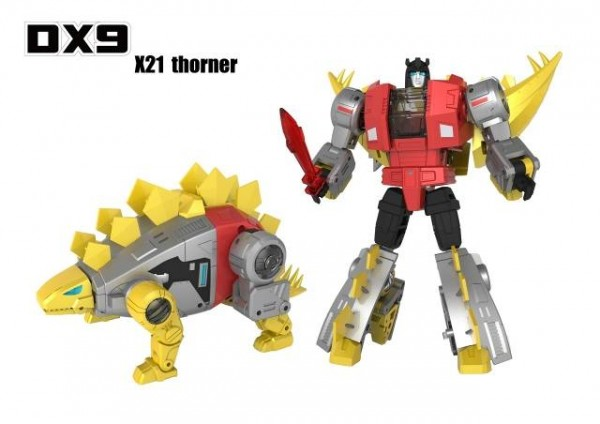 DX-9 War in Pocket X21 Thorner
