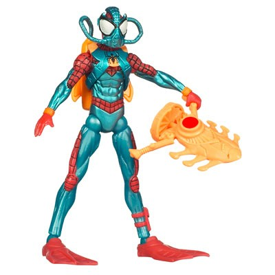 Dive Attack Spider-Man Actionfigur
