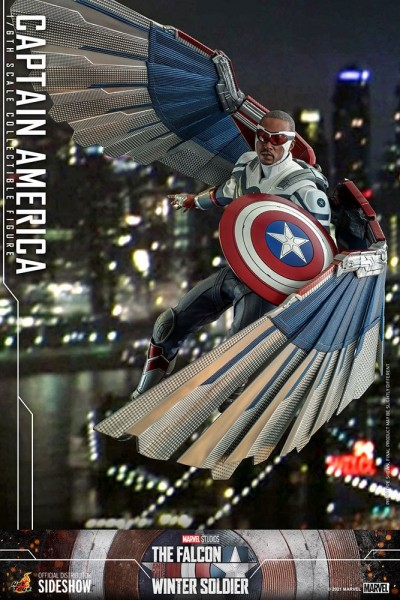 The Falcon and The Winter Soldier Actionfigur 1/6 Captain America