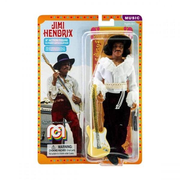 Jimi Hendrix Mego Retro Actionfigur Jimi Hendrix (Miami Pop)