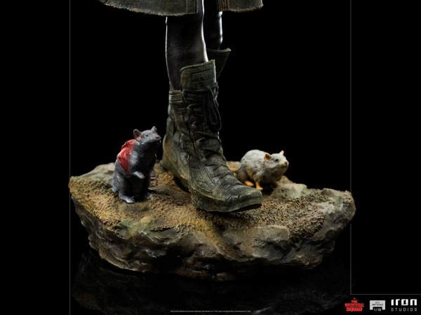 The Suicide Squad BDS Art Scale Statue 1/10 Ratcatcher II