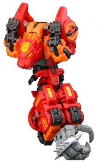 TFC Toys ARES: Phlogeus