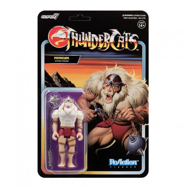 Thundercats ReAction Actionfigur Monkian
