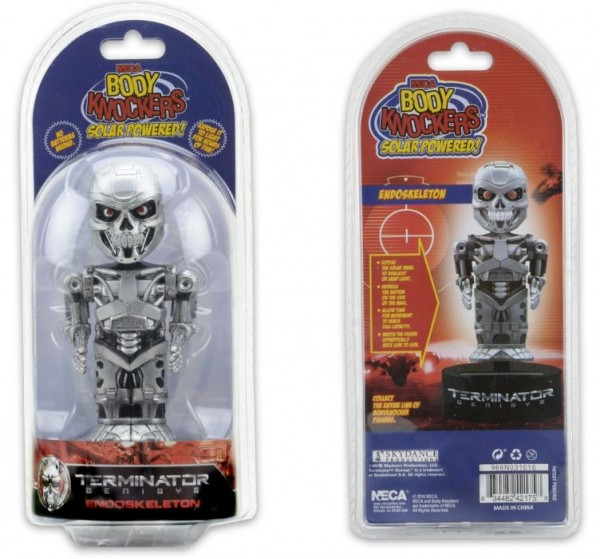 Terminator Genisys Body Knocker Wackelfigur Endoskeleton