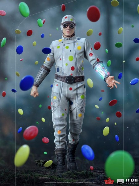 The Suicide Squad BDS Art Scale Statue 1/10 Polka-Dot Man