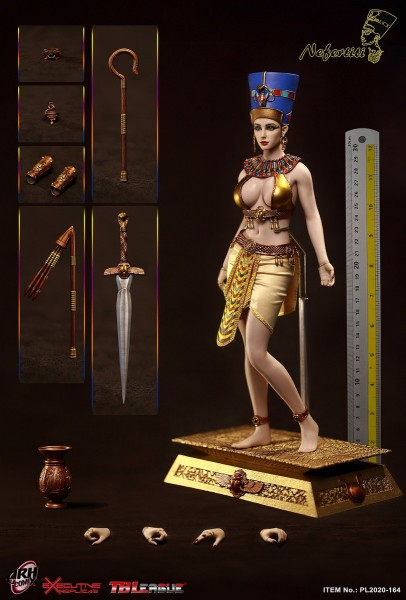 Phicen / TBLeague 1/6 Actionfigur Nefertiti