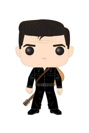 Johnny Cash Funko Pop! Vinylfigur Johnny Cash (in Black)