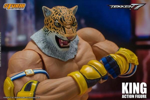 Tekken 7 Actionfigur 1/12 King