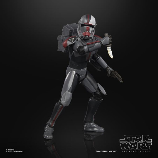 Star Wars Black Series Actionfigur 15 cm Bad Batch Hunter (Clone Wars)