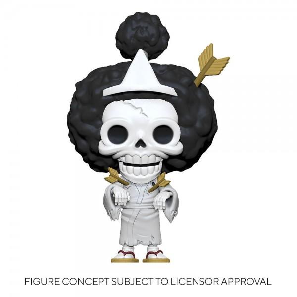 One Piece Funko Pop! Vinylfigur Brook