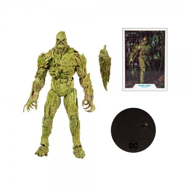 DC Multiverse 30 cm Actionfigur Swamp Thing