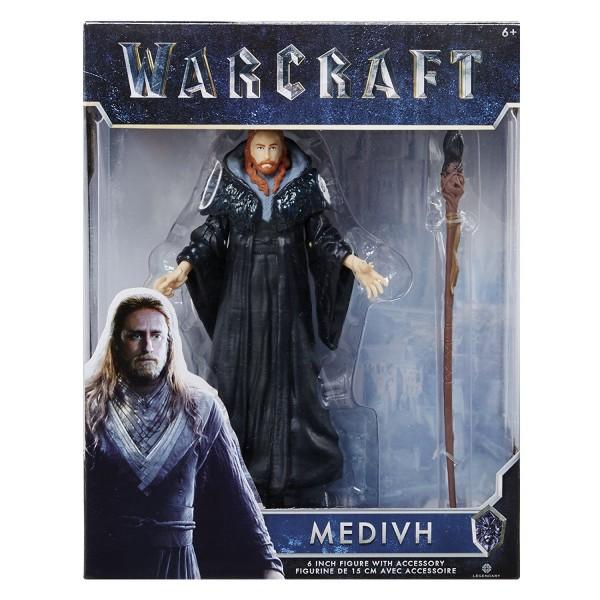 Warcraft Actionfigur 15 cm Medivh