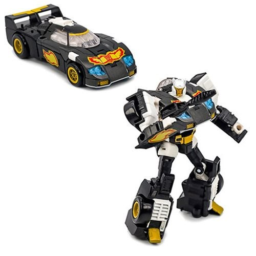 Transformers Generations Selects Deluxe Ricochet (Stepper) Exclusive