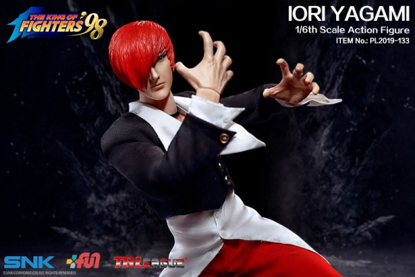 Phicen / TBLeague 1/6 Actionfigur KOF98 Iori Yagami