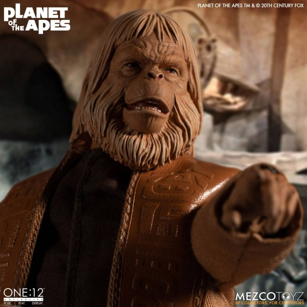 Planet der Affen ´The One:12 Collective´ Actionfigur 1/12 Dr. Zaius