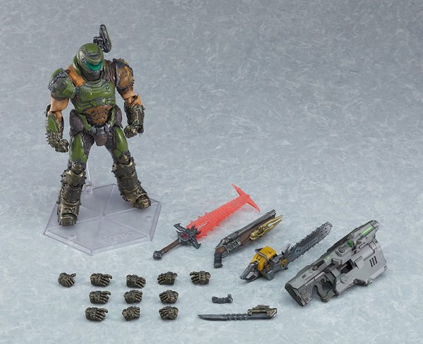 Doom Eternal Figma Actionfigur Doom Slayer