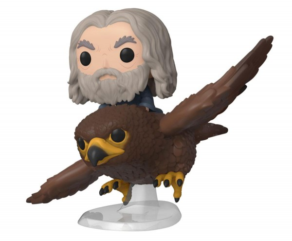 Lord of the Rings Funko Pop! Rides Vinylfigur Gwaihir & Gandalf