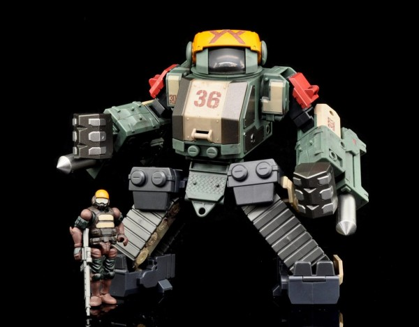 Acid Rain - Marine Sieger Stronghold ST2M Set