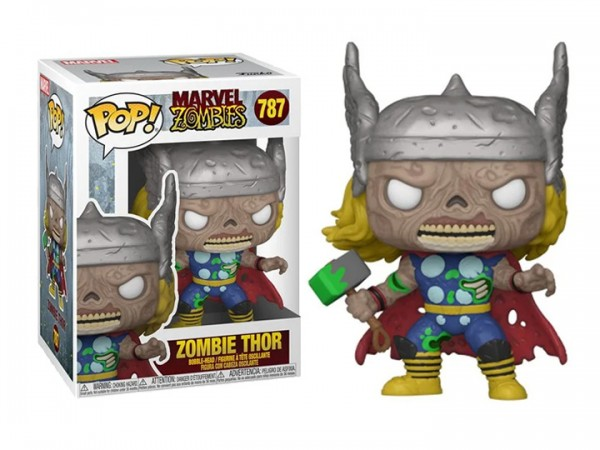 Marvel Funko Pop! Vinylfigur Zombie Thor