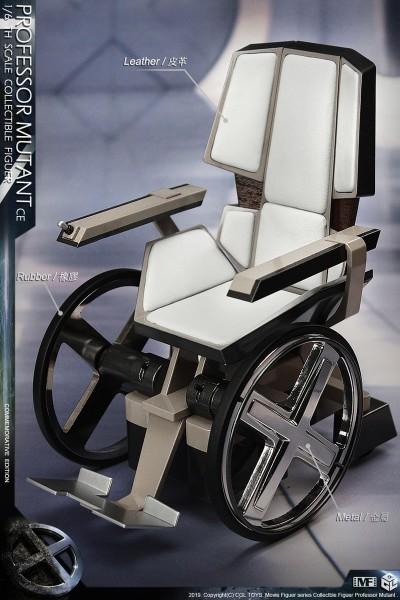 CGLTOYS 1/6 Actionfigur Professor Mutant with Wheelchair CE