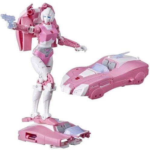 Transformers Generations War For Cybertron KINGDOM Deluxe Arcee