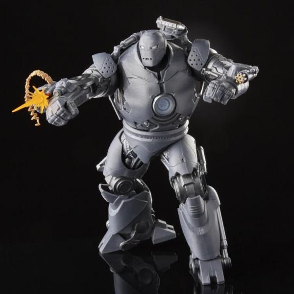 Iron Man Marvel Legends Actionfiguren Obadiah Stane & Iron Monger (Infinity Saga)