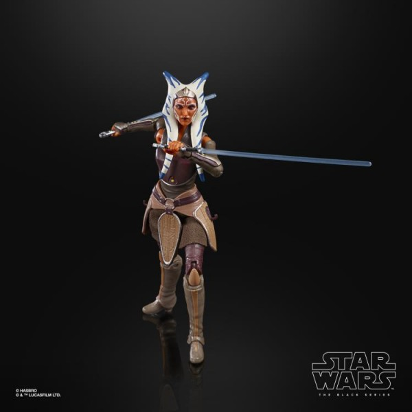 Star Wars Black Series Actionfigur 15 cm Ahsoka Tano (Rebels)