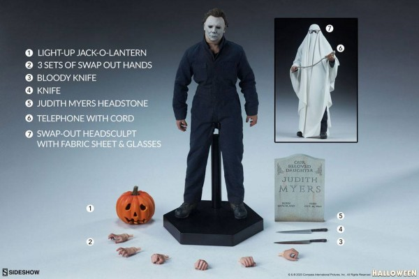 Halloween Actionfigur 1/6 Michael Myers