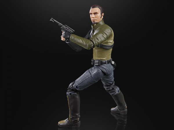 Star Wars Black Series Actionfigur 15 cm Kanan Jarrus (Rebels)