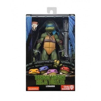 Teenage Mutant Ninja Turtles Actionfiguren-Set (1990 Movie) (4)