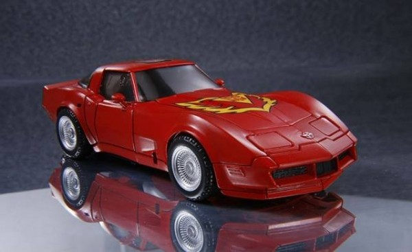 Transformers Masterpiece MP-26 Road Rage (mit Sammler-Coin)