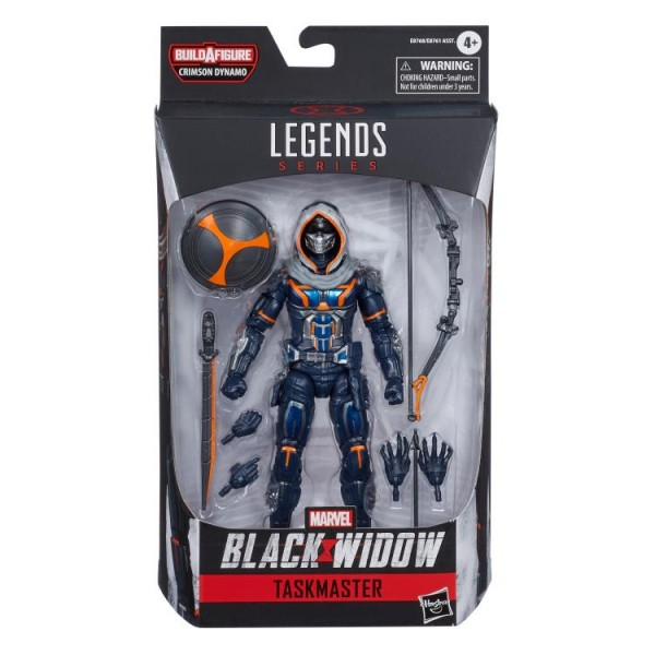Black Widow Movie Marvel Legends Actionfigur Taskmaster