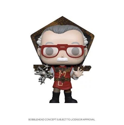 Thor Ragnarok Funko Pop! Vinylfigur Stan Lee