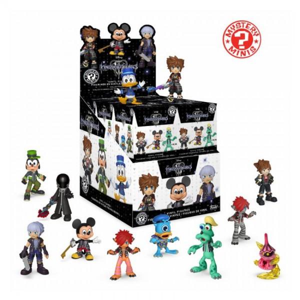 Kingdom Hearts 3 Mystery Minis (12)