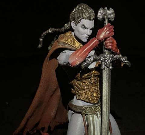 Court of the Dead Actionfigur Kier First Sword of Death