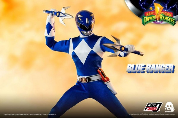 Mighty Morphin Power Rangers FigZero Actionfigur 1/6 Blue Ranger