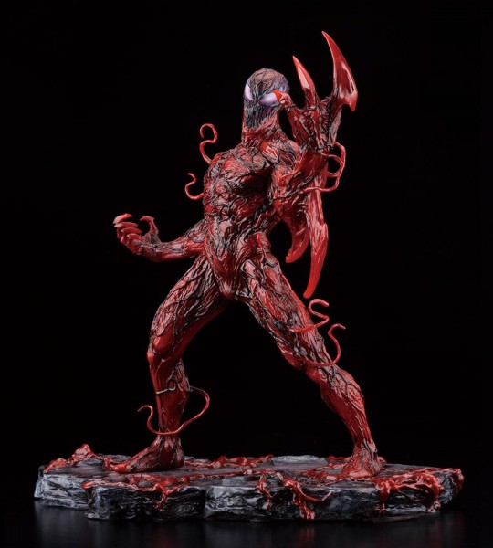 Marvel Universe ARTFX+ Statue 1/10 Carnage (Renewal Edition)