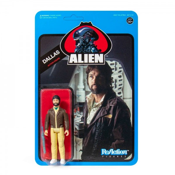 Aliens ReAction Actionfigur Dallas