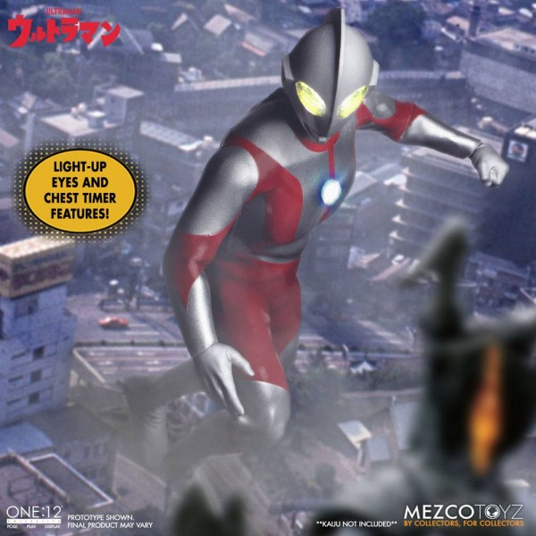 Ultraman ´The One:12 Collective´ Actionfigur 1/12 Ultraman