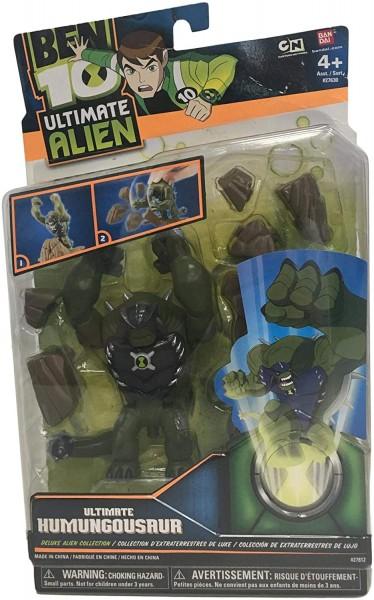 Ben 10 Ultimate Alien Actionfigur Ultimate Humungousaur