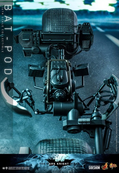 Batman The Dark Knight Rises Movie Masterpiece Fahrzeug 1/6 Bat-Pod