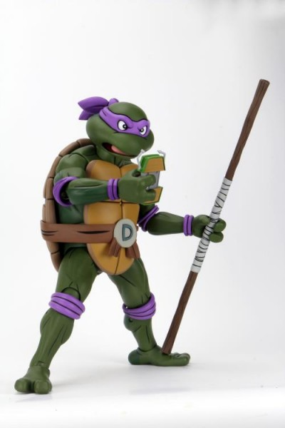 Teenage Mutant Ninja Turtles Cartoon Actionfigur 1/4 Donatello