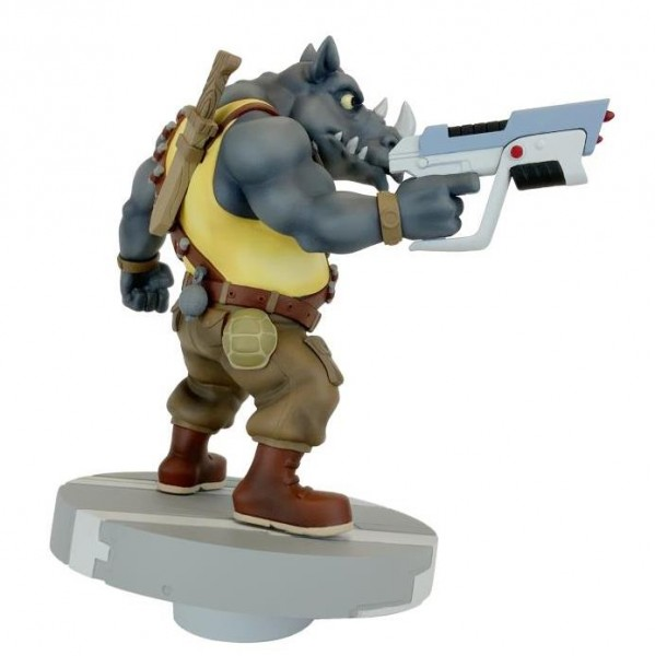 Teenage Mutant Ninja Turtles Statue 1/8 Rocksteady