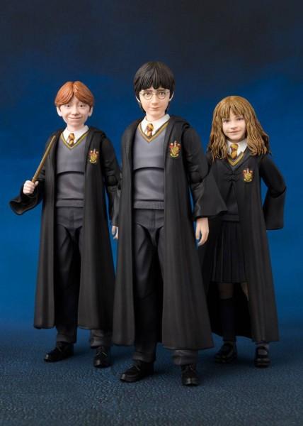 Harry Potter und der Stein der Weisen S.H. Figuarts Actionfigur Ron Weasley