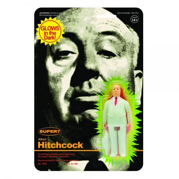 Hitchcock ReAction Actionfigur Monster Glow