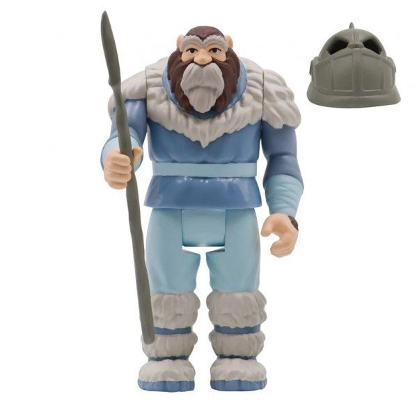 Thundercats ReAction Actionfigur Snowman of Hook Mountain